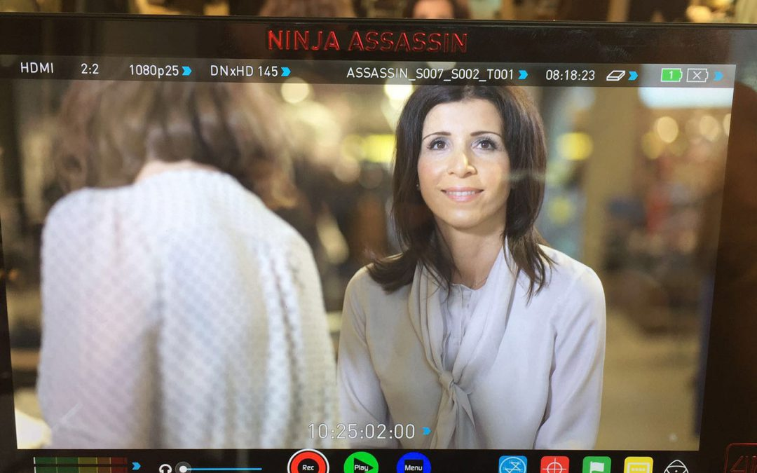 RKB Verkaufsexpertin für TV Dokumentation im ZDF