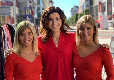 TV Dokumentation mit Rita Katharina Biermeier als Verkaufsexpertin